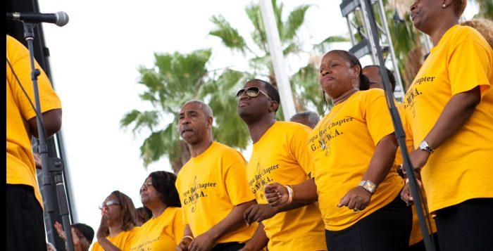 Mt Zion Gospel - 2012