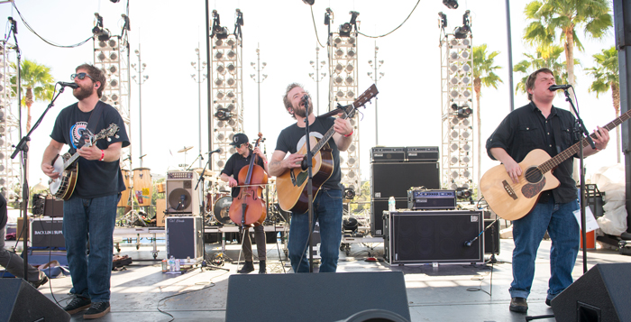 Trampled by Turtles - 2015